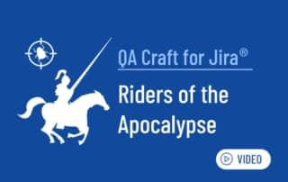 4 Riders of the Apocalypse