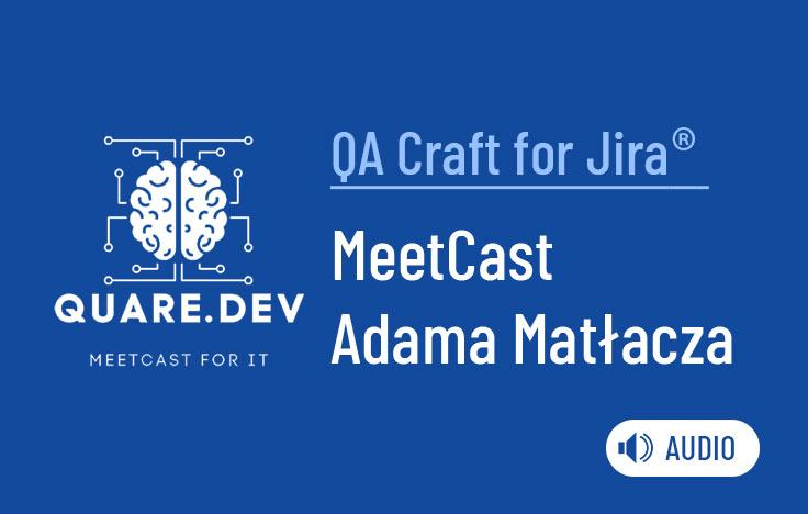 Meetcast Adam Matlacz