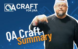 QA Craft for Jira - testing tool