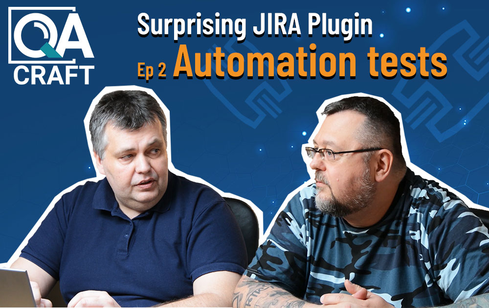 QA Craft for Jira Automation tests
