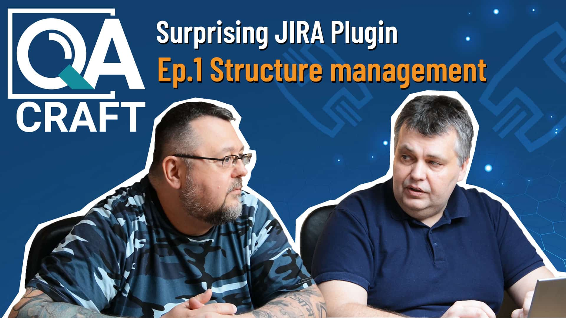 QA Craft for Jira - Structure Management